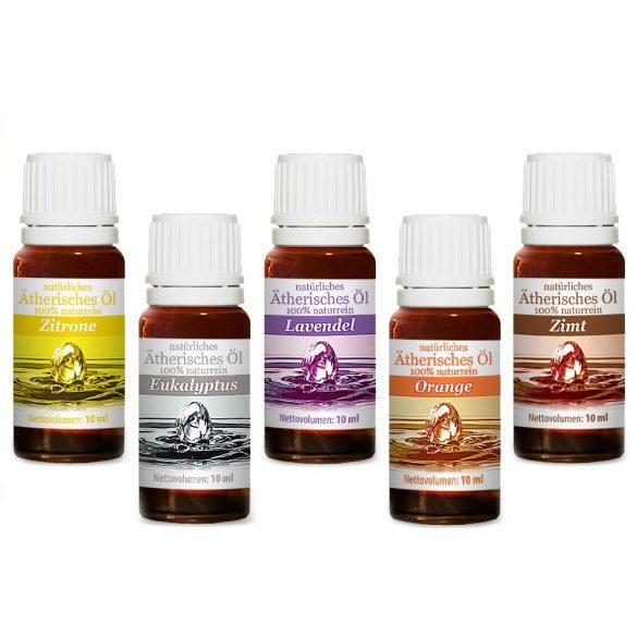 Neuston Healthcare Top 5 ätherische Öle - 100% naturrein 5 × 10 ml