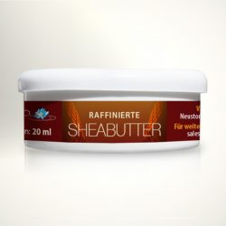 Sheabutter 20ml raffiniert - 100% rein