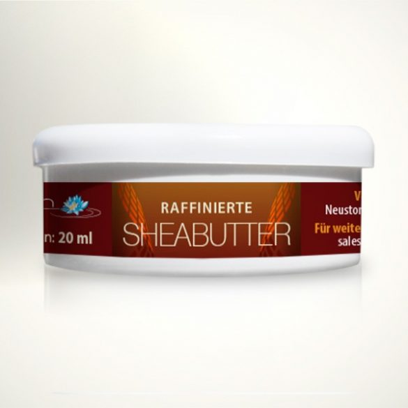 Shea butter 20 ml refined - 100% pure