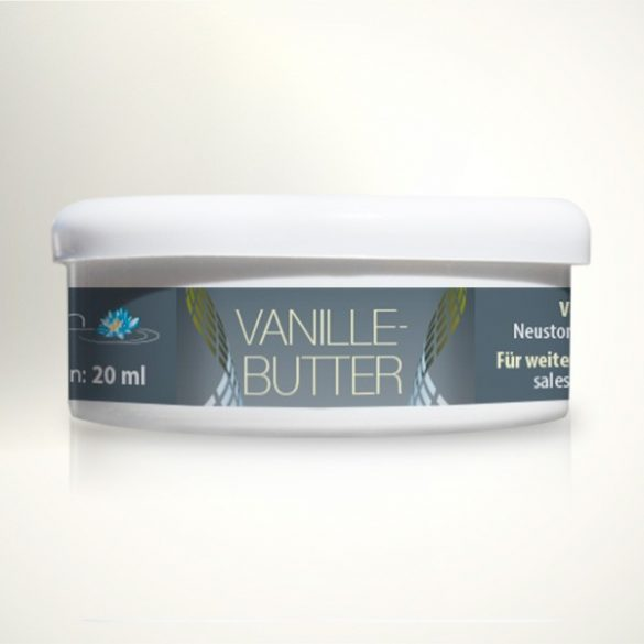 Vanilla butter 20ml - 100% pure