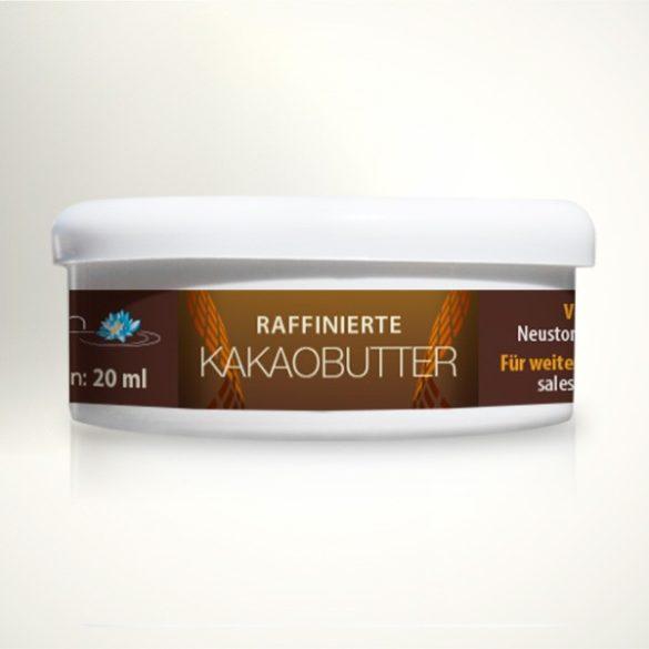 Cocoa butter refined 20ml - 100% pure