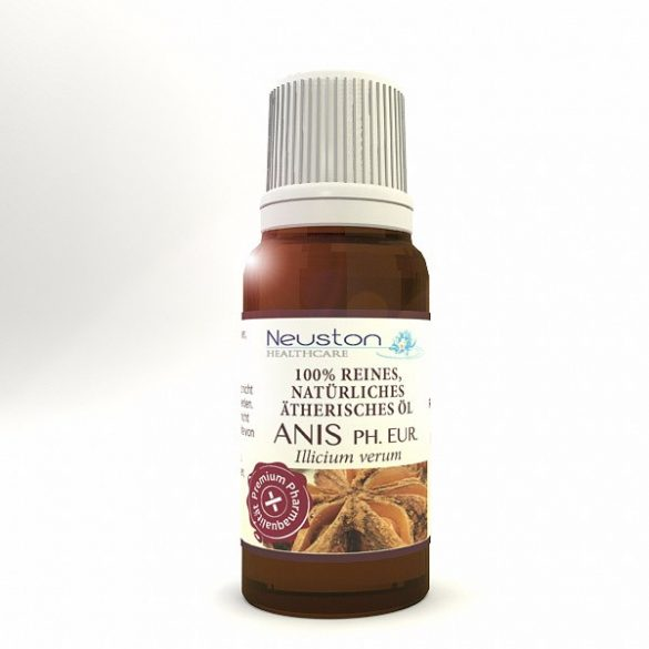 Sternanis Ph. Eur. - 100% reines und natürliches ätherisches Öl 10 ml - Premium Pharmaqualität - Anis