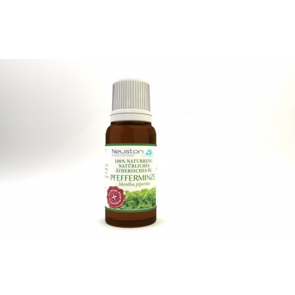 Pfefferminze Ph. Eur. - 100% reines und natürliches ätherisches Öl 10 ml - Premium Pharmaqualität - Minze