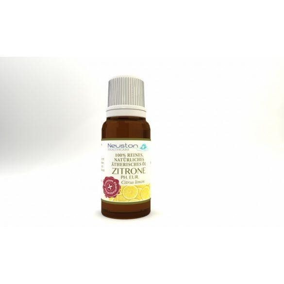 Zitrone Ph. Eur. - 100% reines und natürliches ätherisches Öl 10 ml - Premium Pharmaqualität