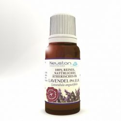 Lavendel - 100% reines und natürliches ätherisches Öl, 10 ml