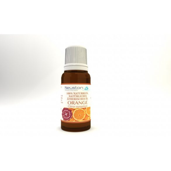 Orange Ph. Eur. -100% reines und natürliches ätherisches Öl 10 ml - Premium Pharmaqualität