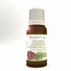 Teebaum Ph. Eur. - 100% reines und natürliches ätherisches Öl 10 ml - Premium Pharmaqualität