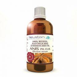 Sternanis Ph. Eur. - 100% reines und natürliches ätherisches Öl 100 ml - Premium Pharmaqualität
