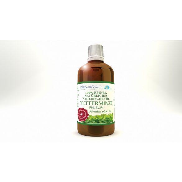 Pfefferminze Ph. Eur. - 100% reines und natürliches ätherisches Öl - 100 ml - Premium Pharmaqualität