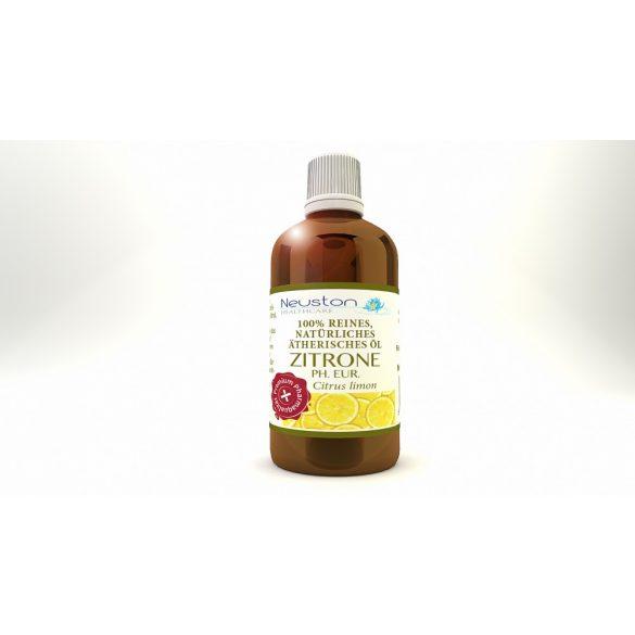 Zitrone Ph. Eur. - 100% reines und natürliches ätherisches Öl 100 ml - Premium Pharmaqualität