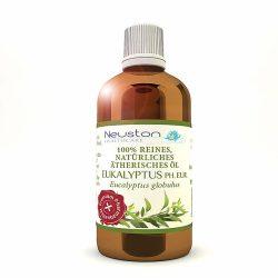 Eukalyptus Ph. Eur. - 100% reines und natürliches ätherisches Öl - 100 ml - Premium Pharmaqualität