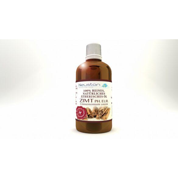 Zimt Ph. Eur. - 100% reines und natürliches ätherisches Öl - 100 ml - Premium Pharmaqualität