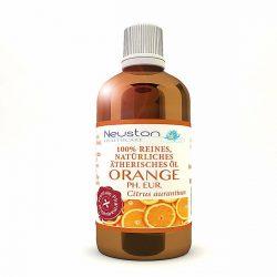 Orange Ph. Eur. - 100% reines und natürliches ätherisches Öl - 100 ml - Premium Pharmaqualität