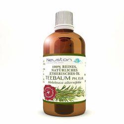 Teebaum Ph. Eur. - 100% reines und natürliches ätherisches Öl 100 ml - Premium Pharmaqualität