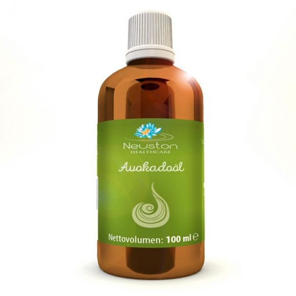 Avocado Oil - Pure Base Oil 100 ml
