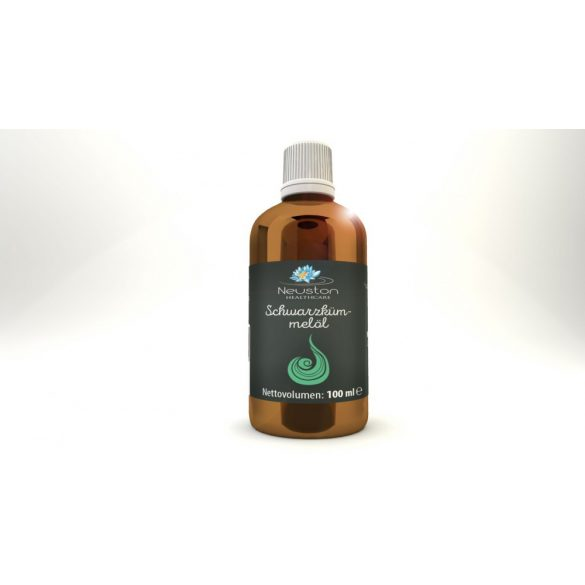 Black Cumin Oil - Pure Base Oil 100 ml