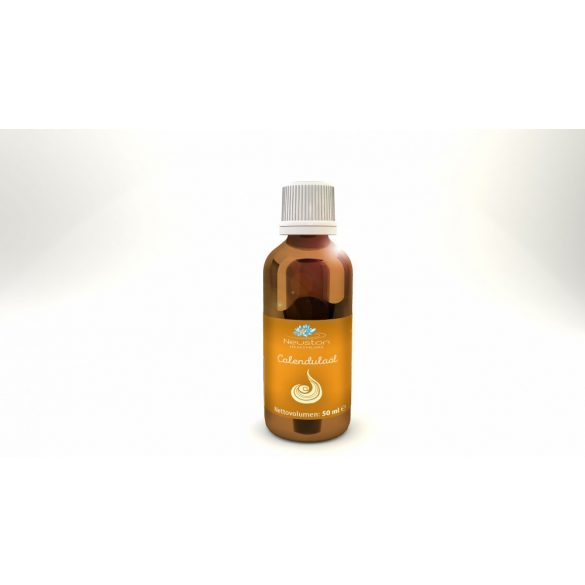 Calendula Oil - Pure Base Oil 50 ml
