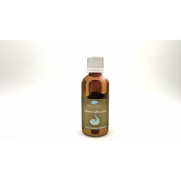 St. John's Wort Oil - Pure Base Oil 50 ml