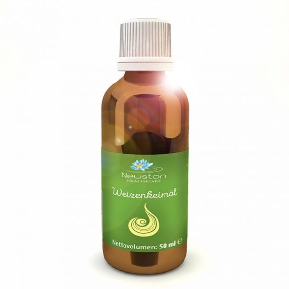 Wheatgerm Oil - Pure Base Oil 50 ml