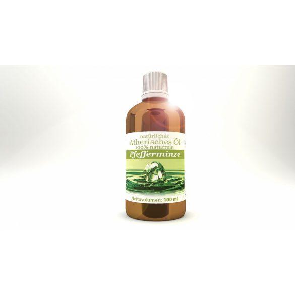 Pfefferminze - 100% reines und natürliches ätherisches Öl - 100 ml
