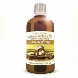 Grapefruit - 100% reines und natürliches ätherisches Öl - 100 ml