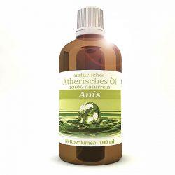 Anis - 100% reines und natürliches ätherisches Öl - 100 ml