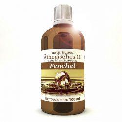 Fenchel - 100% reines und natürliches ätherisches Öl - 100 ml