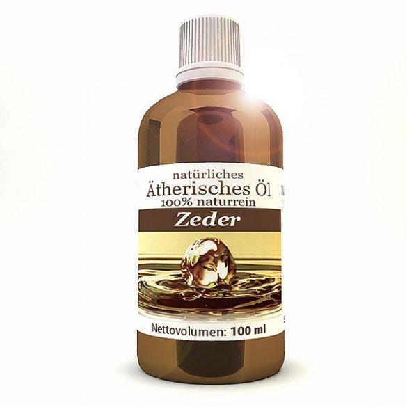 Zeder - 100% reines und natürliches ätherisches Öl - 100 ml