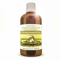 Citronella - 100% reines und natürliches ätherisches Öl - 100 ml