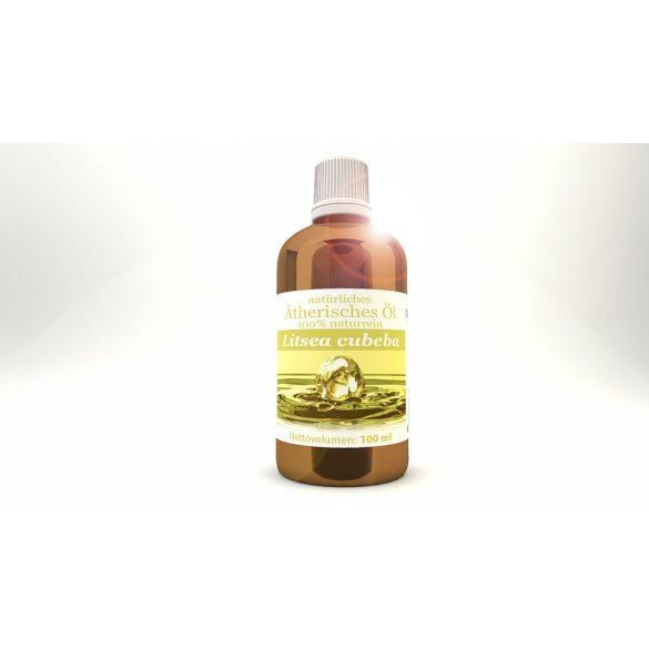Litsea Cubeba - 100% reines und natürliches ätherisches Öl - 100 ml