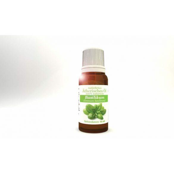 Basilikum (Ocimum Basilicum) - 100% naturreines ätherisches Öl 10 ml