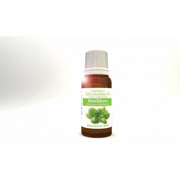Neuston Healthcare Basil - Ocimum basilicum - 100% Pure and Natural Essential oil 10ml
