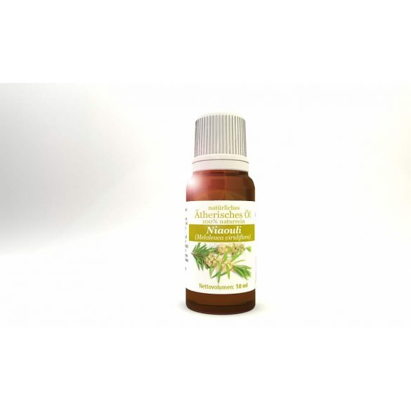 Neuston Healthcare Niaouli - Melaleuca viridiflora - 100% Pure and Natural Essential oil 10 ml