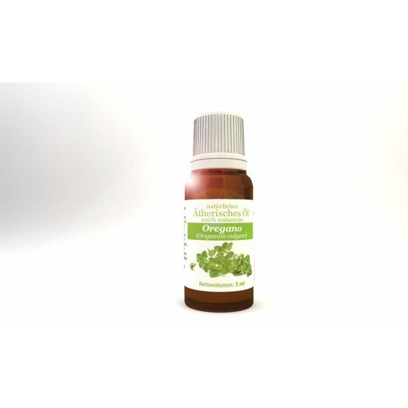 Oregano (Origanum Vulgare) - 100% naturreines ätherisches Öl 5 ml