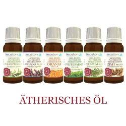 Neuston Healthcare Top 6 ätherische Öle EP - 100% naturrein 6×10 ml- Premium Pharmaqualität