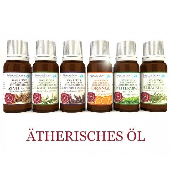 Neuston Healthcare Top 6 ätherische Öle EP - 100% naturrein 6 × 10 ml - Premium Pharmaqualität