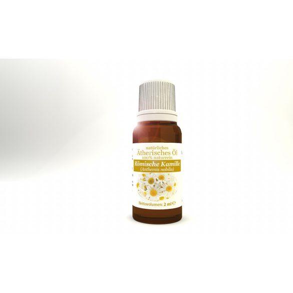 Römische Kamille (Anthemis nobilis) - 100% naturreines ätherisches Öl 2 ml