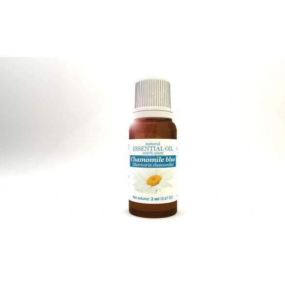 Chamomile blue (Matricaria chamomilla) - natural 100% pure essential oil 2 ml
