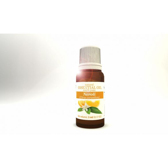 Neroli (Citrus aurantium) - natural 100% pure essential oil 5 ml