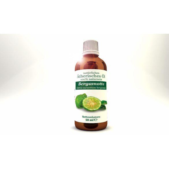 Bergamot (Citrus aurantium bergamia) - natural 100% pure essential oil - 50 ml