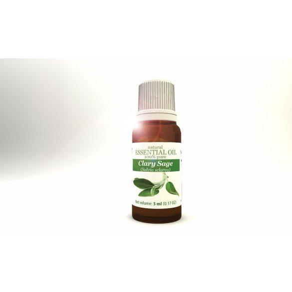 Muskatellersalbei (Salvia sclarea) - 100% naturreines ätherisches Öl 5 ml