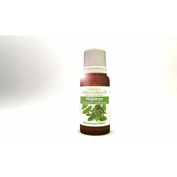 Marjoram (Origanum marjorana) - natural 100% pure essential oil 5 ml