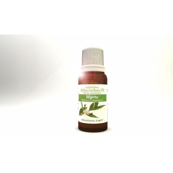 Myrtle (Myrtus communis) - natural 100% pure essential oil 5 ml