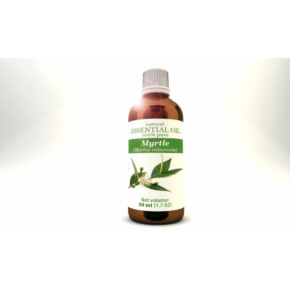 Myrtle (Myrtus communis) - natural 100% pure essential oil 50 ml