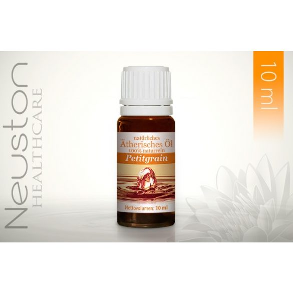 Petitgrain - natural 100% pure essential oil 10 ml