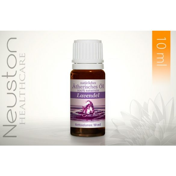 Lavender - natural 100% pure essential oil 10 ml