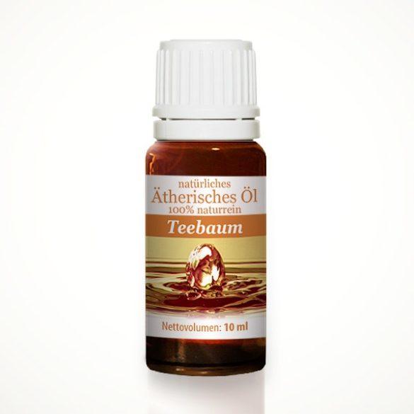 Teebaum - 100% naturreines ätherisches Öl 10 ml