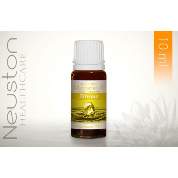 Lemon - natural 100% pure essential oil 10 ml