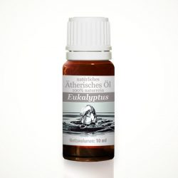 Eukalyptus - natural 100% pure essential oil 10ml