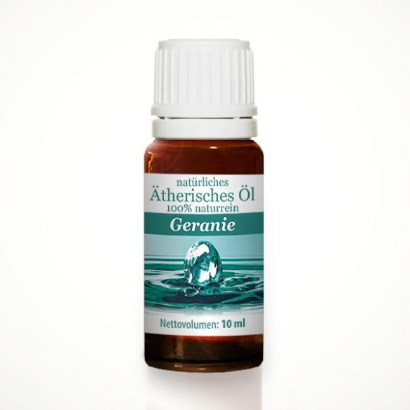 Geranium - natural 100% pure essential oil 10ml